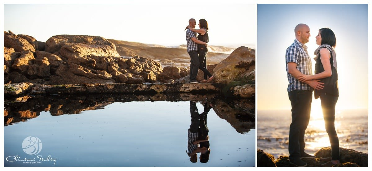 cape town beach engagement