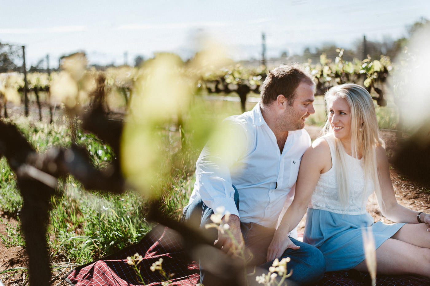 Groot Constantia engagement photography
