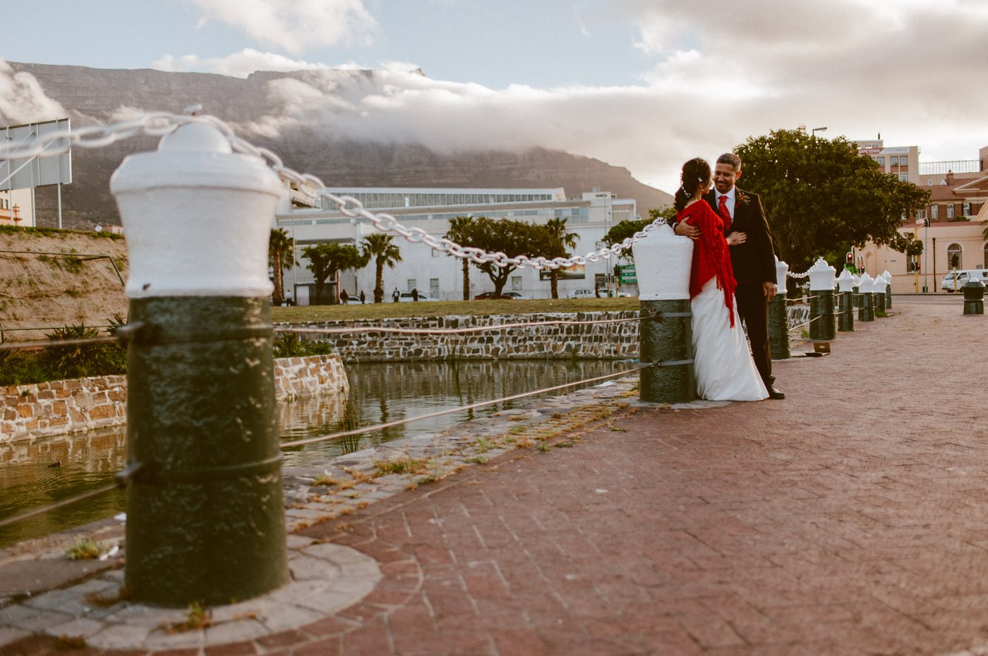 Castle of good hope wedding photography