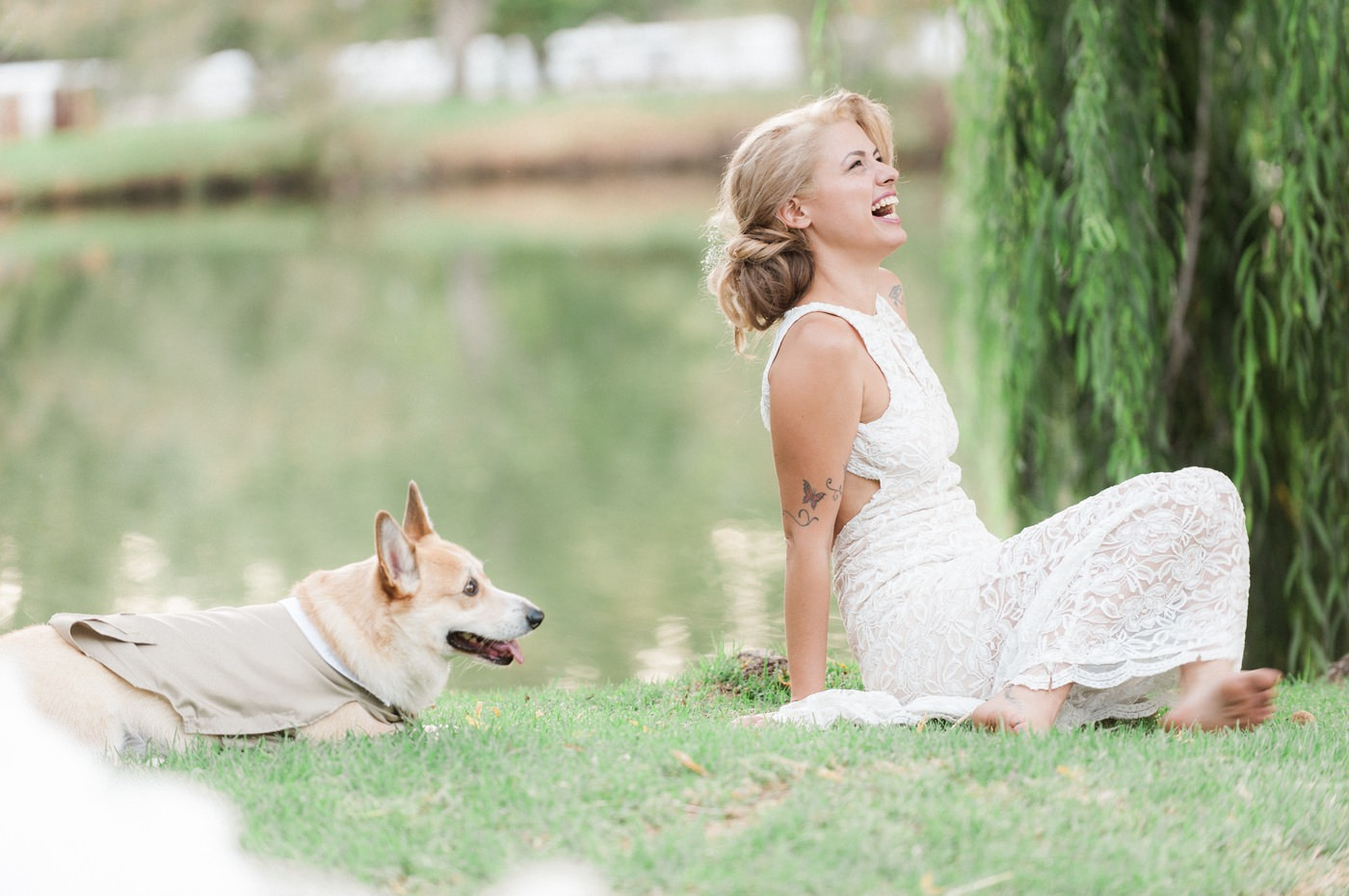Spier wine farm engagement photograph