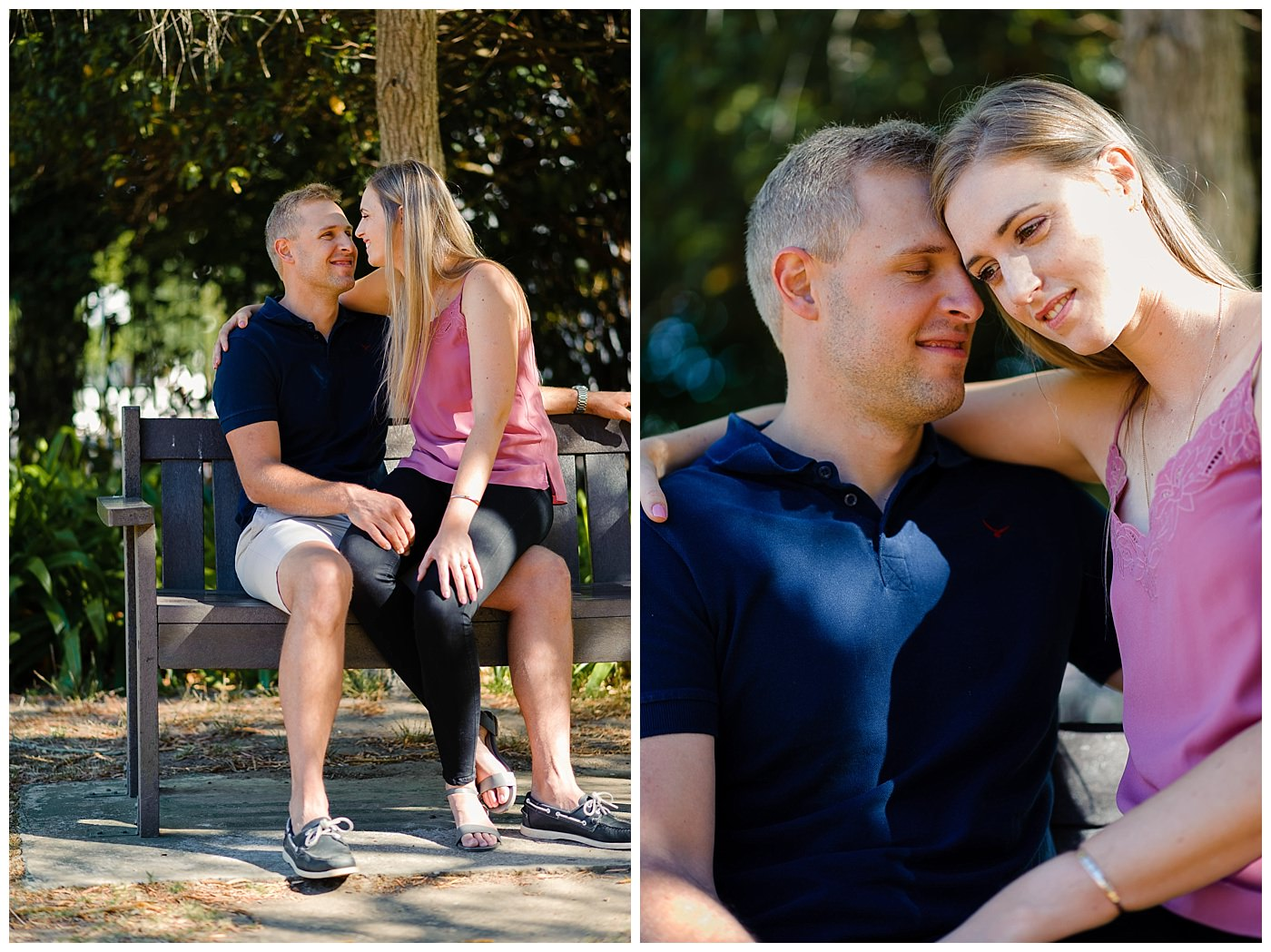 Stellenbosch engagement photographer