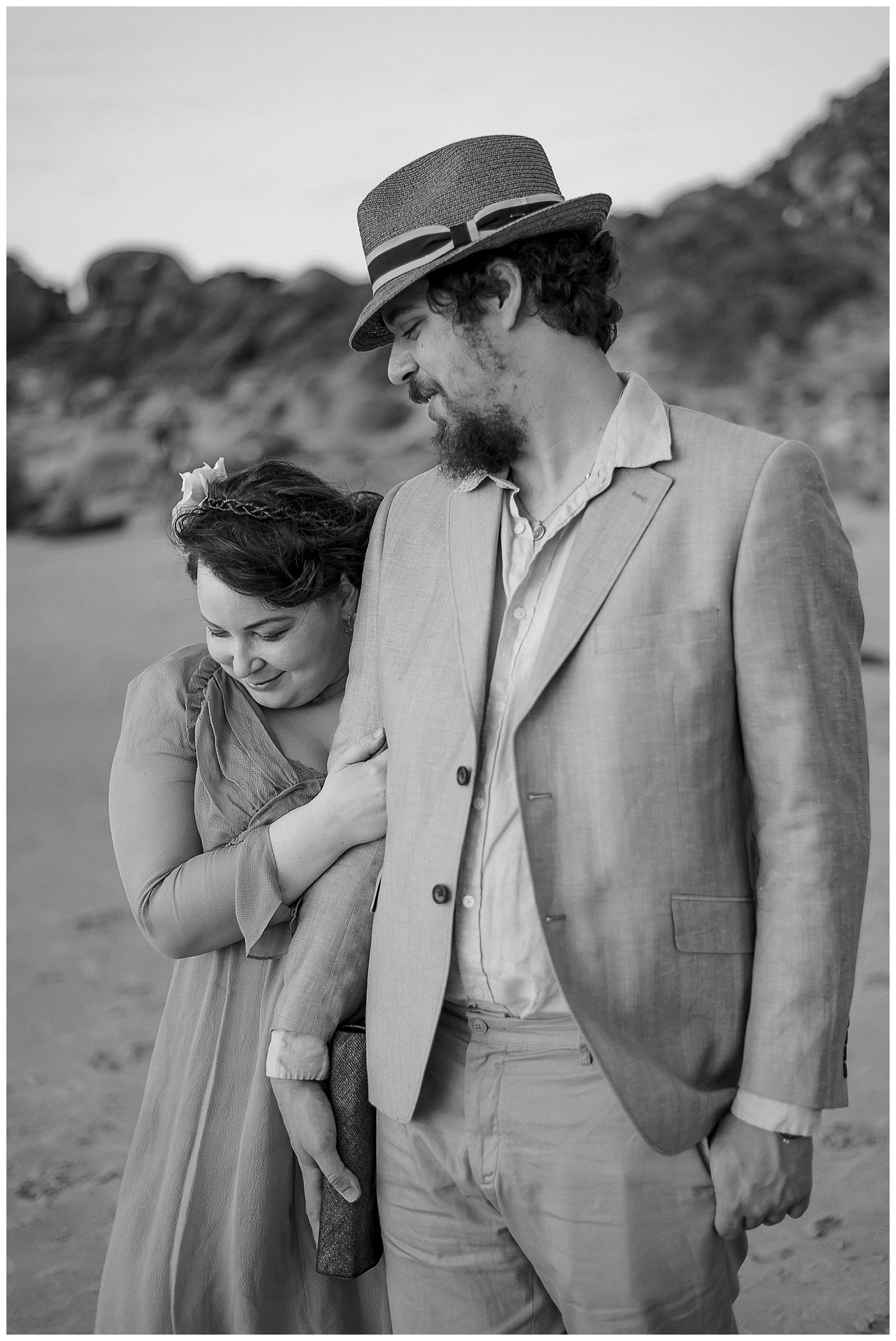 Llandudno beach wedding photography