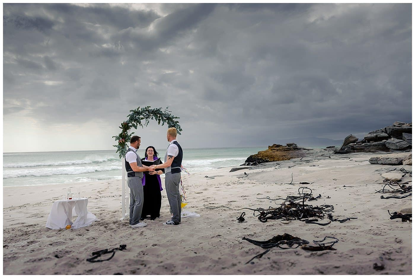 Grootbos Private nature reserve wedding photography