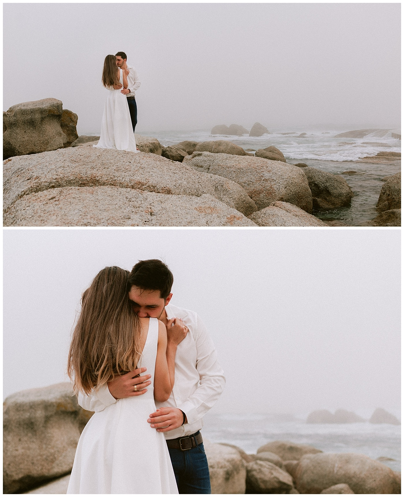 Camps bay beach wedding photography