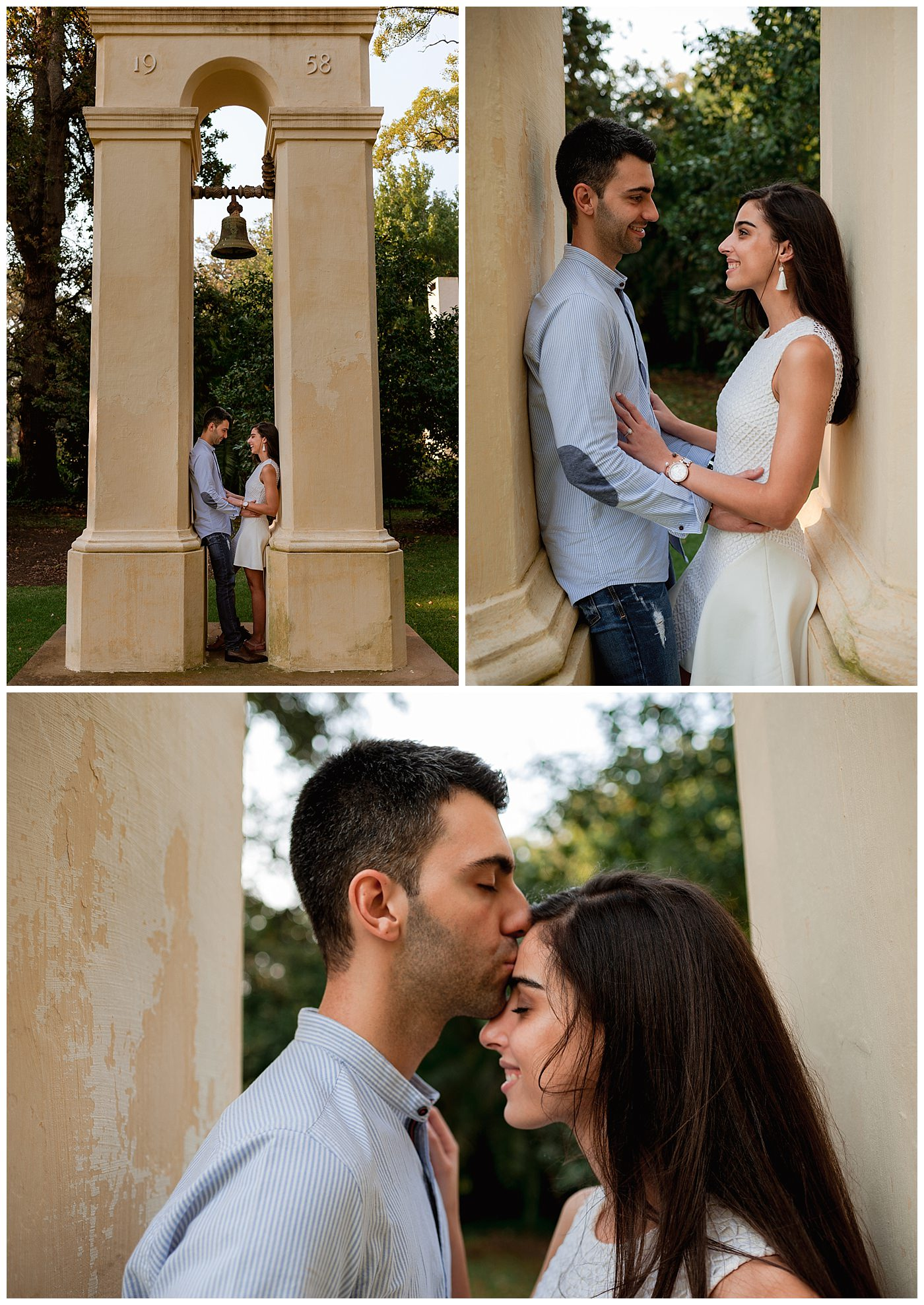 Vergelegen engagement photography