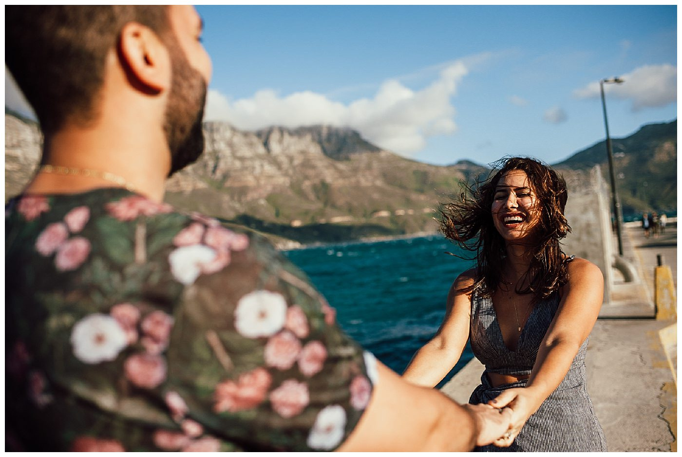 Hout Bay Engagement Photography