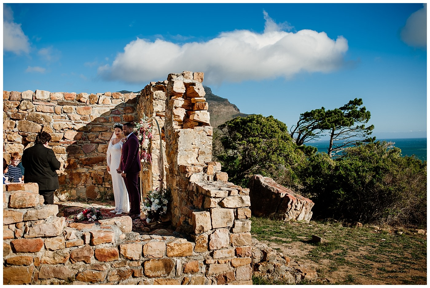 East Fort wedding photographer