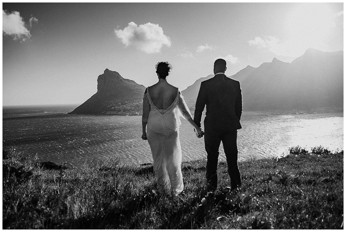 Chapmans Peak wedding photography